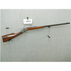 A UBERTI  , MODEL: ROLLING BLOCK RIFLE  , CALIBER: 22 HORNET