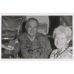 Gene and Carolyn Shoemaker