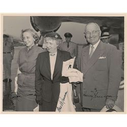 Harry and Bess Truman