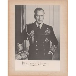 Mountbatten of Burma