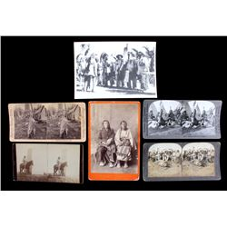 Native American Stereoview & Photo Collection