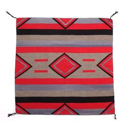 Navajo Third Phase Wool Chiefs Blanket