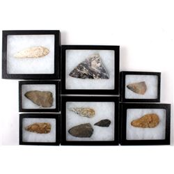 Collection: Ancient Native American Points