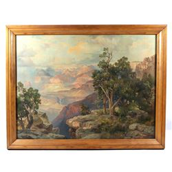 Thomas Moran Grand Canyon Giclee Print