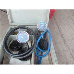 Fuel Pump and Compression Tester