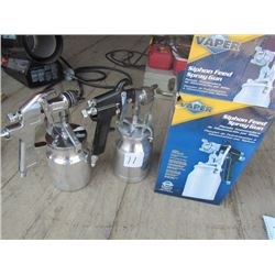 2 paint sprayers-NEW