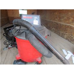 Shop Vac - Craftsman 45L + attachments