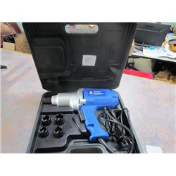 "Electric Impact Wrench 1/2"" - NEW"