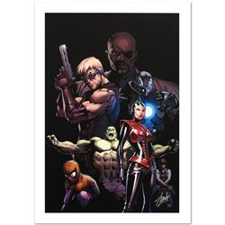 Ultimate Avengers #3 by Stan Lee - Marvel Comics
