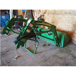 John Deere 200cx Loader