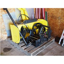 John Deere Snowblower 47