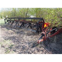 21' Case International Pull Type Swather
