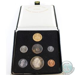 RCM Issue: 1967 Canada Silver/Gold Confederation Commemorative Year Set with $20 Gold in Original Bl