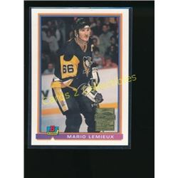 01-02 Topps Mario Lemieux Reprints #10