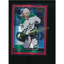 16-17 O-Pee-Chee Platinum Red Patrick Sharp