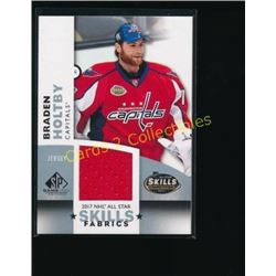 17-18 SP Game Used '17 All Star Jersey Braden