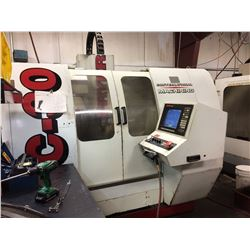 2002 Fryer MC 30 Vertical machining Center
