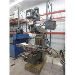 Lagun FTV-1 Vertical Mill with DRO