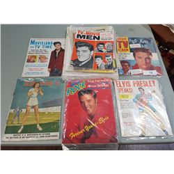 LOT OF 17 VINTAGE MAGAZINES