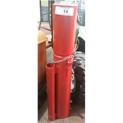 CP RAIL INDUSTRIAL FIRE EXTINGUISHER