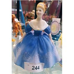 ROYAL DOULTON NINA FIGURINE
