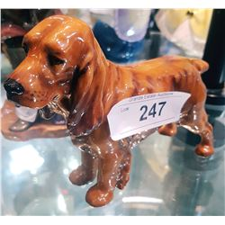 ROYAL DOULTON COCKER SPANIEL FIGURINE