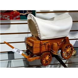 VINTAGE CHUCKWAGON LAMP