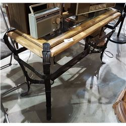 WESTERN MOTIF SOFA TABLE