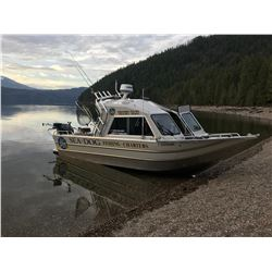 Twin Anchors 7 Night HouseBoat Vacation for up to 15 People