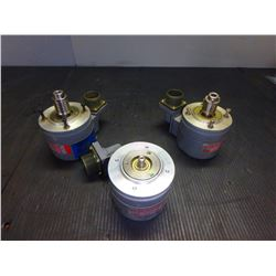 SANYO DENKI *NEW* G1811-097-6 GENERATOR ENCODER(2), G1811-108-7 GENERATOR ENCODER(1)  *LOT OF 3*