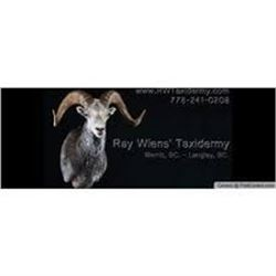 $1,000 credit for Ray Wiens Taxidermy