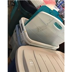 Large Group of Empty Totes/Containers/Trays/Baskets !!!