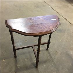 Half Moon Entry/Hall Table