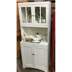 Bakers Hutch (White)