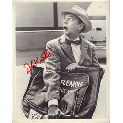 Don Knotts The Reluctant Astronaut Signed Original 8x10 Photo
