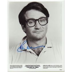 Robin Williams The Best of Times Signed Original 8x10 Press Photo