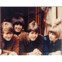 George Harrison The Beatles Signed 8x10 Photo