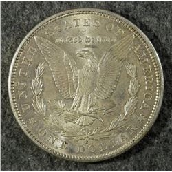 1881 'S' Morgan Silver Dollar