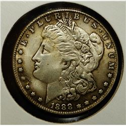 1888 'S' Morgan Silver Dollar