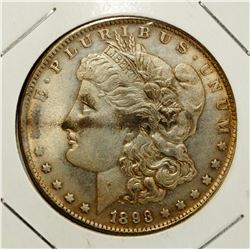 1893 'O' Morgan Silver Dollar