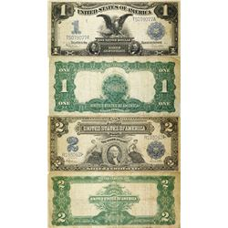 Silver Certificates, Large Size