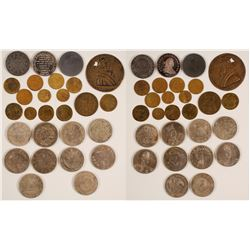 Copies of Great Foreign Coins