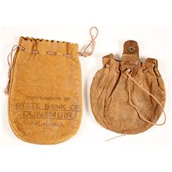 Gold Coin Bags