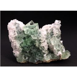 Fluorite from Xianghualing Mine, China