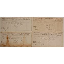 S. Molitor & Co. Assay Receipt Group
