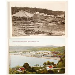 Lake County Mines Postcards