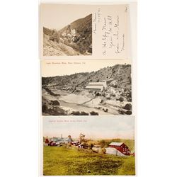 Central Mother Lode Mining Postcards