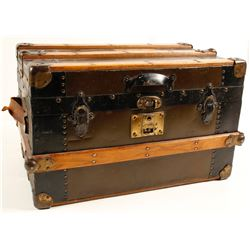 Small Steamer Trunk