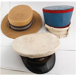 Hats from Music Business