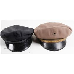 Two Chauffers Hats